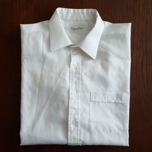 《 Oscar de la Renta 》Dress Shirt